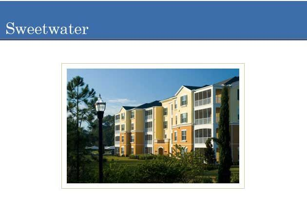 Sweetwater - Jacksonville Retirement Community