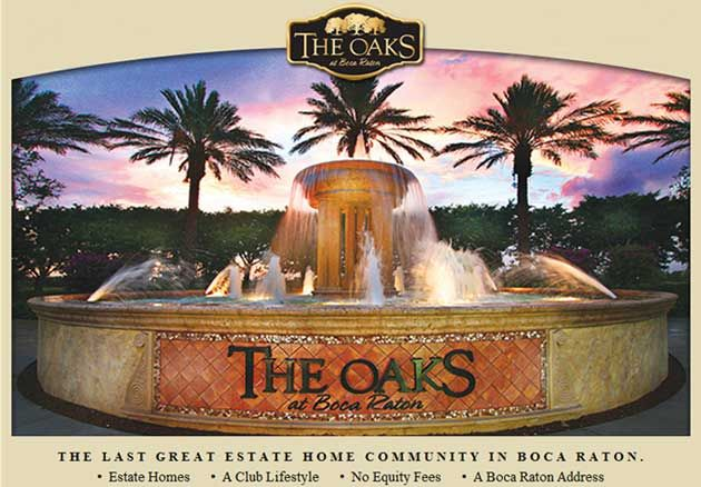 The Oaks at Boca Raton - Retirement Community